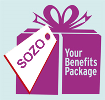 SOZO Part I – Your Heavenly Benefits Package