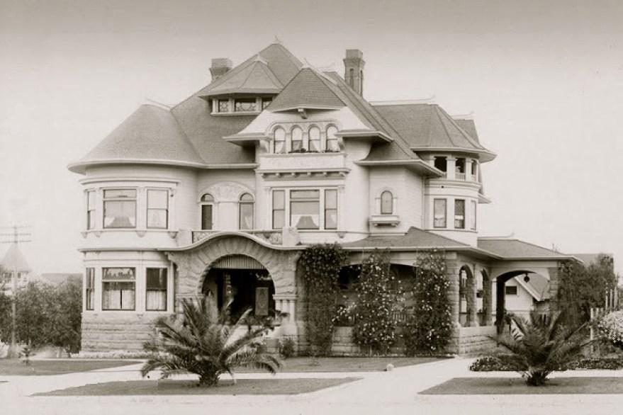 "The ""Willard"" house."