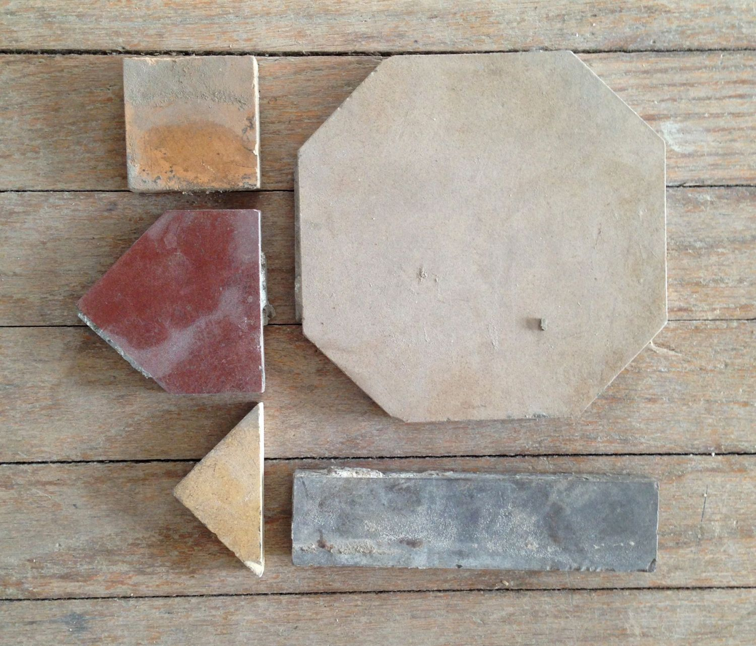 My Big Learning Curve About Historic Tile Part 3 Restoring Ross