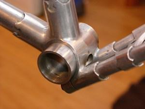 Meca Dural bottom bracket shell