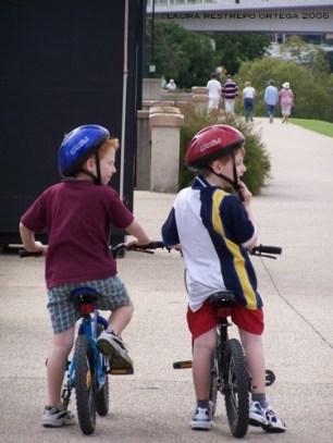 twins racing Brisbane