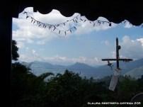 colombia venecia montañas cruz