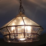 A Bright Idea Drum Shade Chandelier Diy Restyle4life