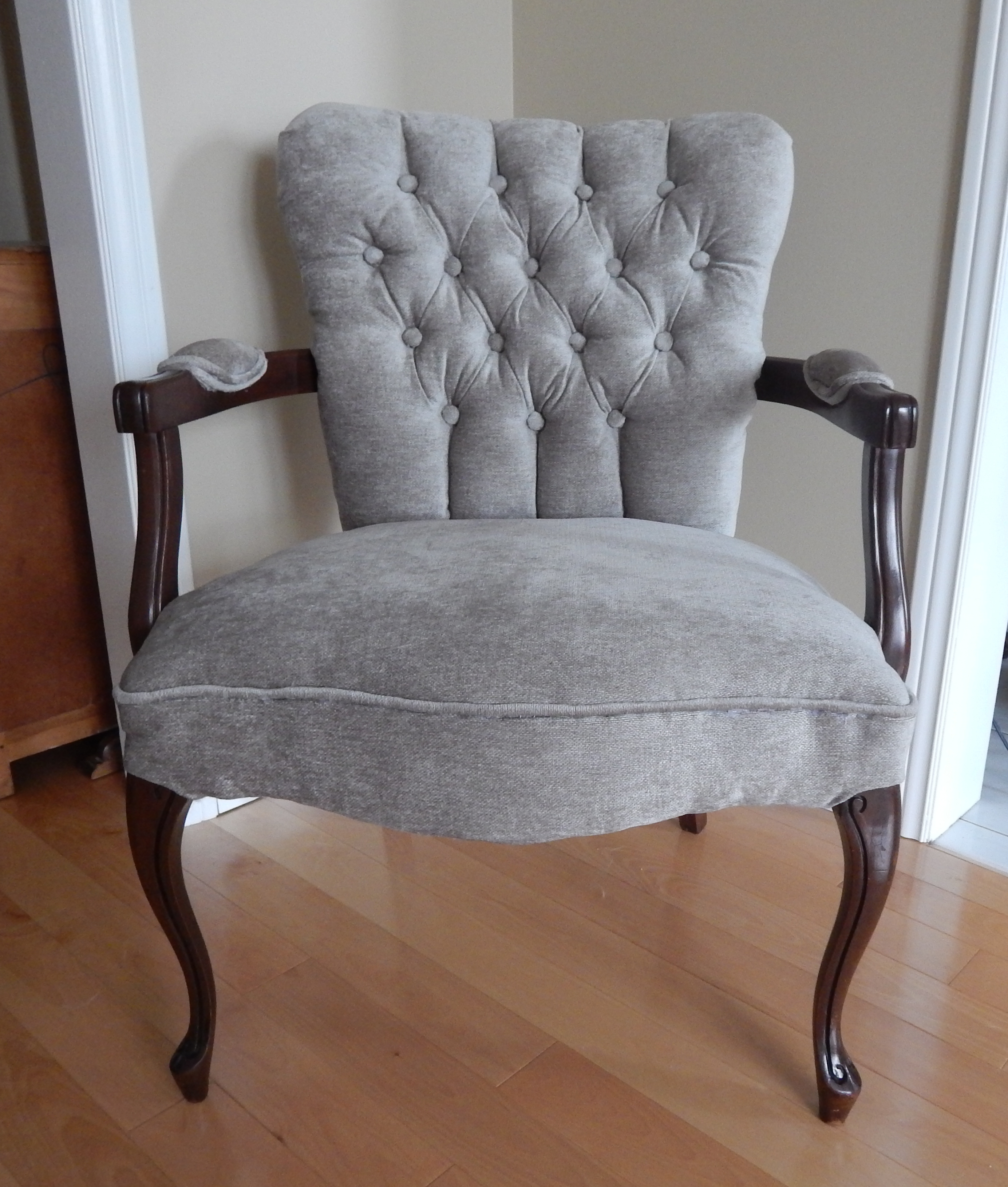 queen anne style chair outdoor rocking chairs made in usa redone restyle4life