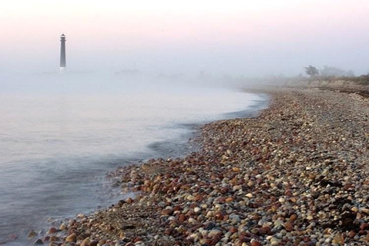 Saaremaa sea shore