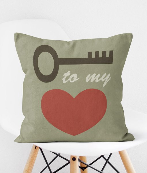 Love quote pillow