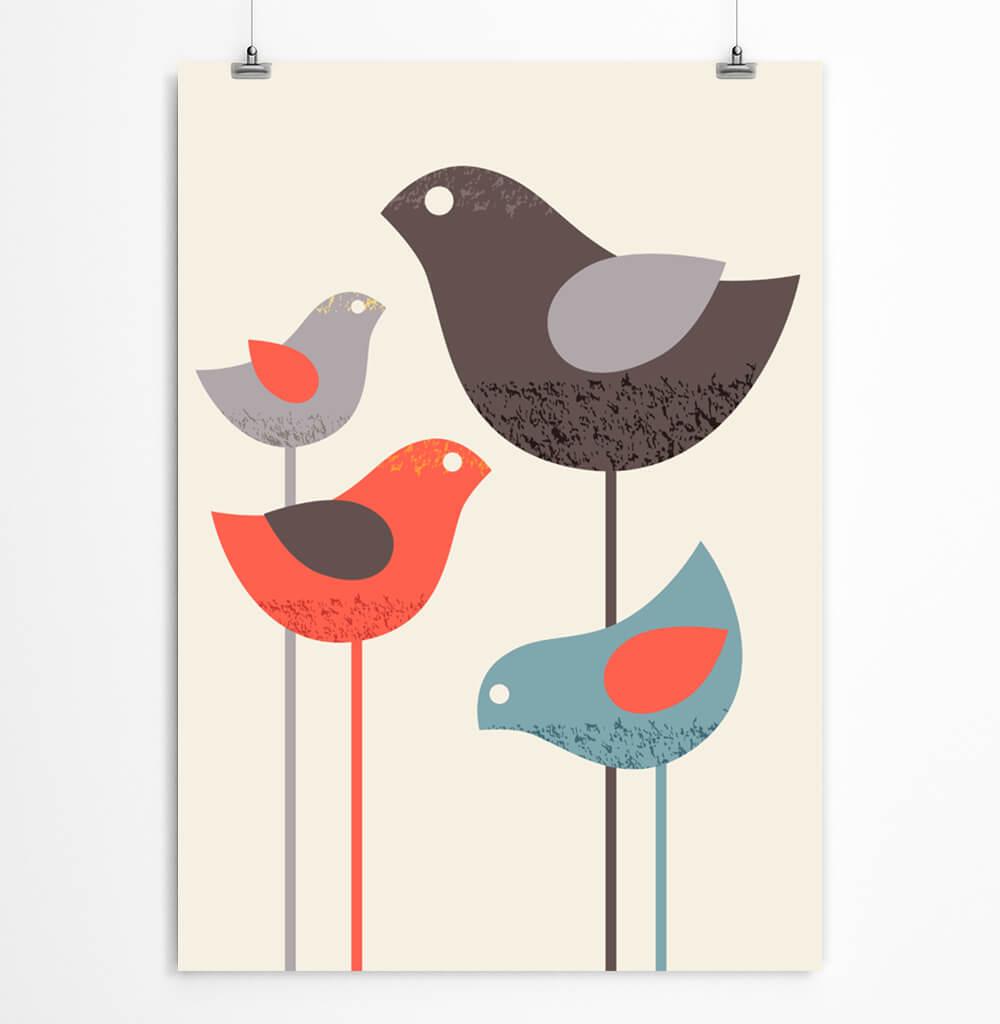 Birds Poster Printable