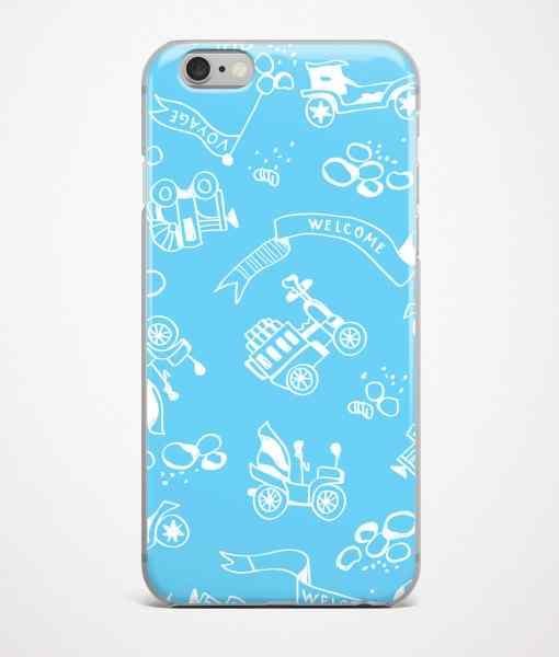 Kids iPhone Case Blue