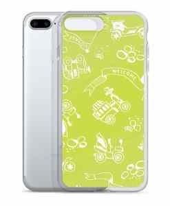 travel pattern-02 phone 7 plus case