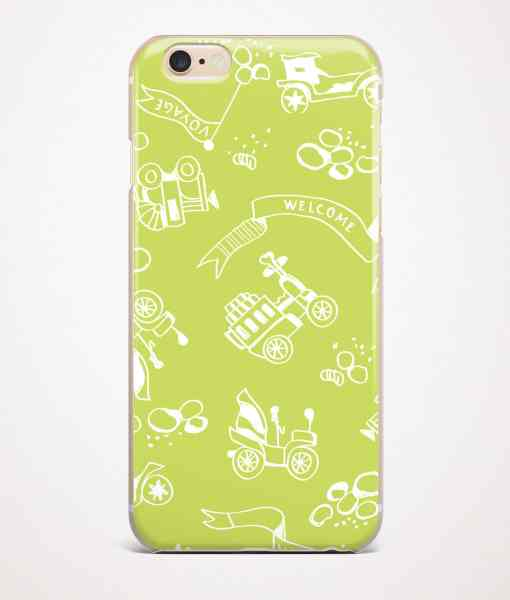 Kids iPhone Case Lime