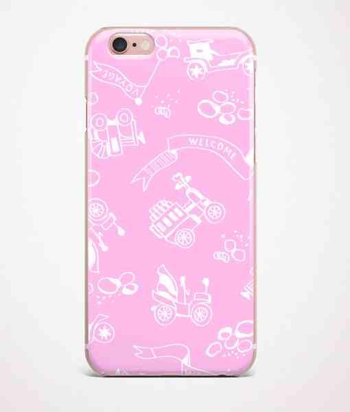 Kids iPhone Case Pink