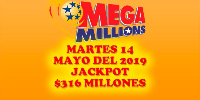 mega millions 14 mayo 2019