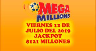 Resultados Mega Millions 12 de Julio