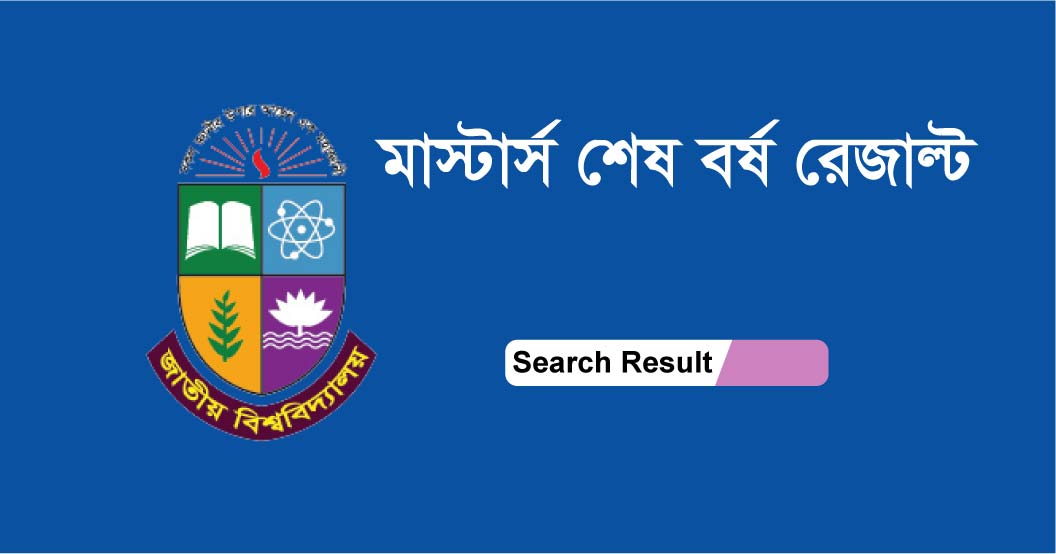 NU Masters Final Result 2019 [ Session: 2017-18 ] nu.edu.bd/results