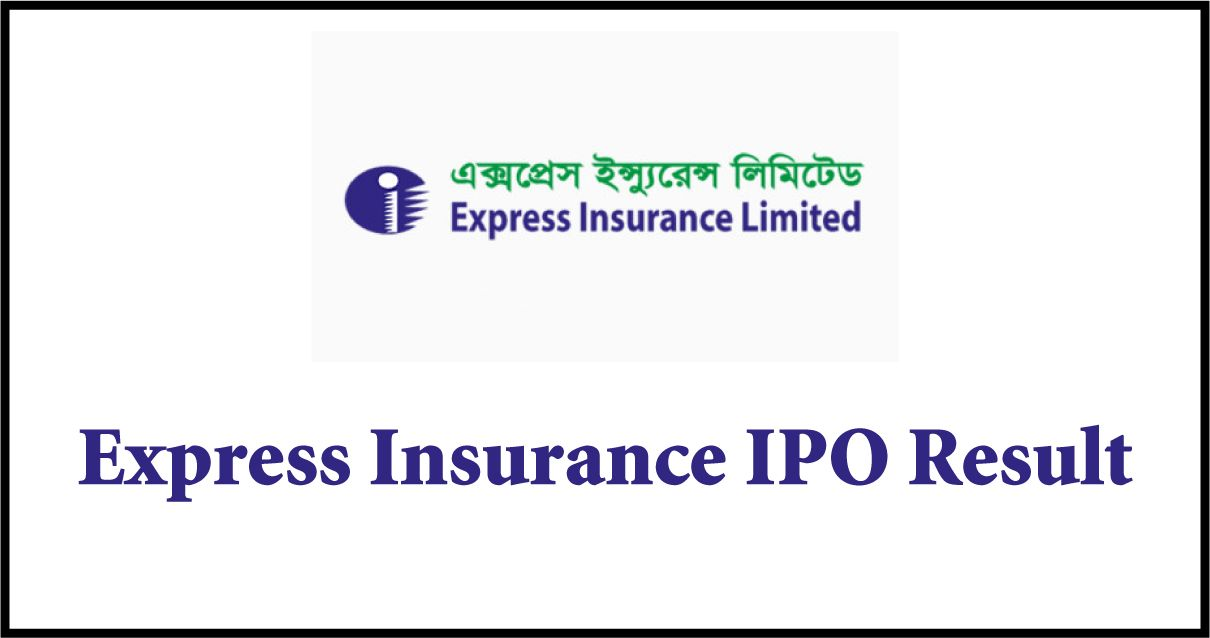 Express Insurance IPO Result