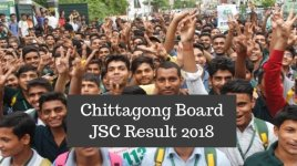 JSC Result 2018 Chittagong Board Quick Check