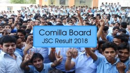 JSC Result Comilla Board 2018 with Full Marksheet Check Here