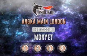 Angka Main Togel London Hari Ini Minggu 10 November 2019