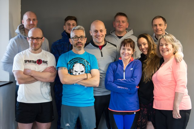Our community of fantastic gym members from Ware