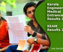 Kerala Entrance Results 2014 on cee.kerala.gov.in, KEAM Entrance Results 2014