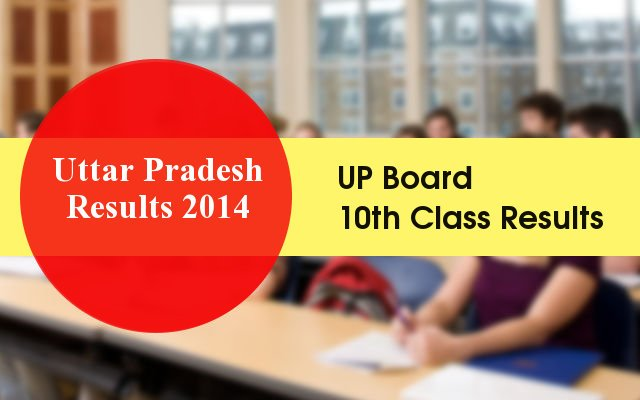 UP Board 10th Class Results