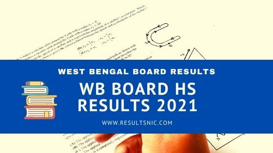 WB Board HS Result 2021