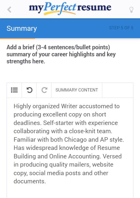 resume checker reviews