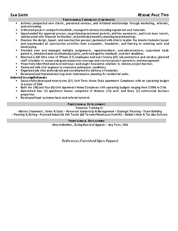 construction safety coordinator resume examples