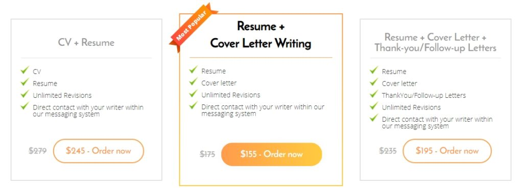 CareersBooster Com Review Resume Writing Services Reviews