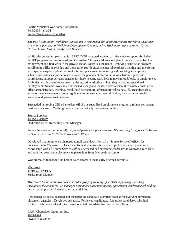 osu career services resume template