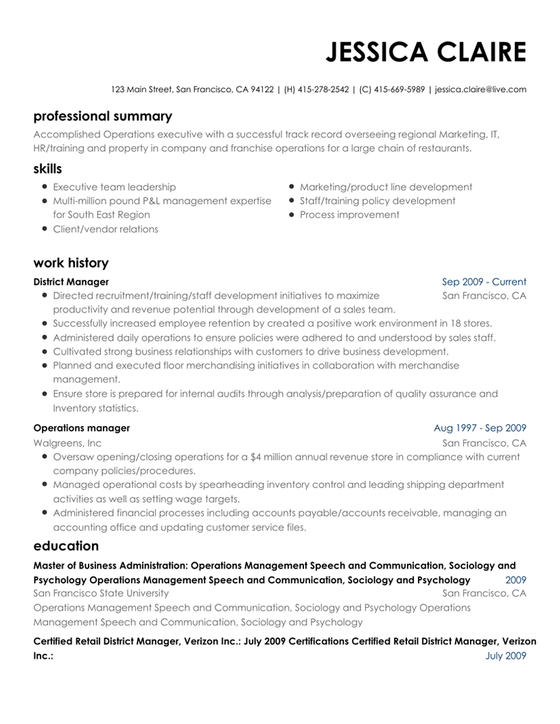 Resume For Tool And Die Maker Resume Maker Write An Online Resume With Our Resume Builder