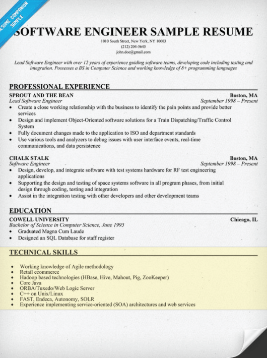 How To Write A Skills Section For A Resume Resume Companion  What To Write In Skills Section Of Resume