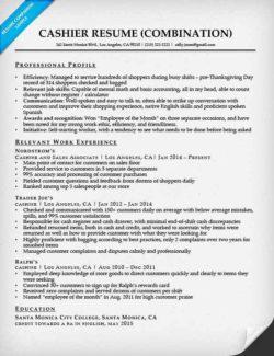 Bank Teller Resume Sample & Writing Tips Resume Companion
