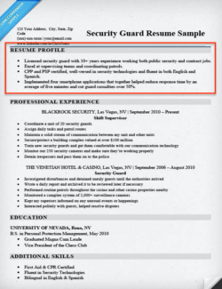 Create A Resume Profile Steps Tips & Examples Resume Companion