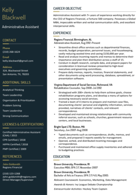 If you've worked hard to format a document jus. 100 Free Resume Templates For Microsoft Word Resume Companion