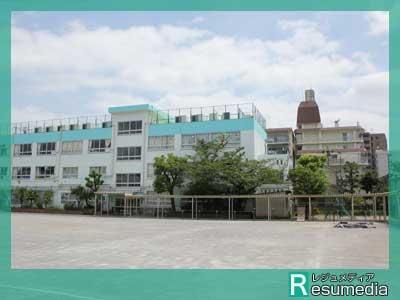 二宮和也 葛飾区立上平井小学校