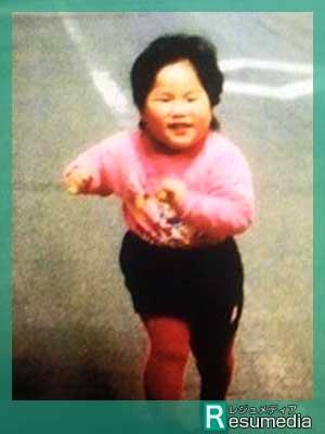 ゆりやんレトリィバァ 幼少期 2歳