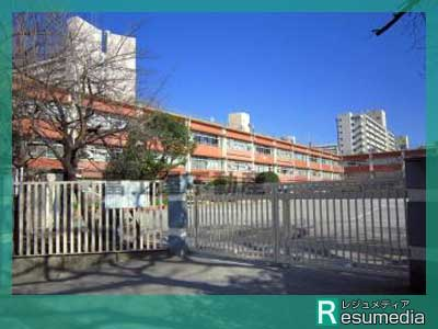 稲垣吾郎 板橋区立高島第二小学校