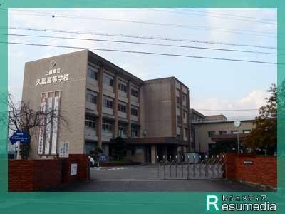 吉田沙保里 三重県立久居高等学校