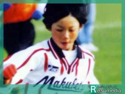 高木美帆 中学 サッカー