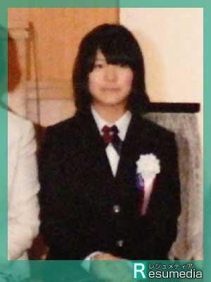 高梨沙羅 グレースマウンテンインターナショナル 入学式