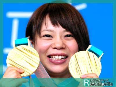 高木菜那 平昌オリンピック 金メダル