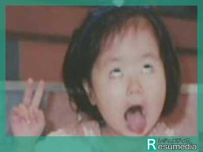 佐々木彩夏 3歳