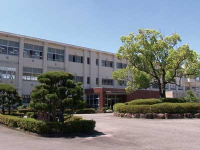 ガンバレルーヤよしこ 豊田市立藤岡中学校