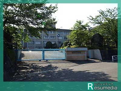 川栄李奈 綾瀬西高等学校