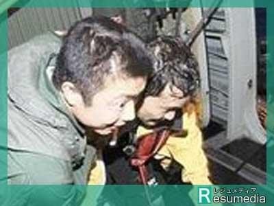 辛坊治郎 太平洋横断 救助
