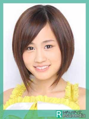 前田敦子 18歳