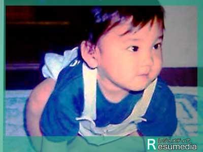 大谷翔平 1歳