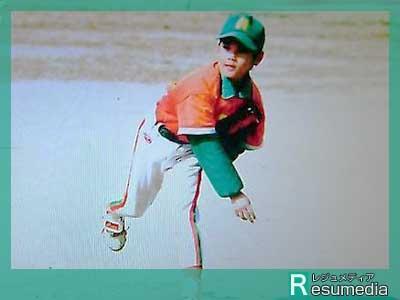 大谷翔平 8歳 小学生