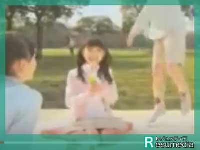 菊地最愛 ハッピーセットCM